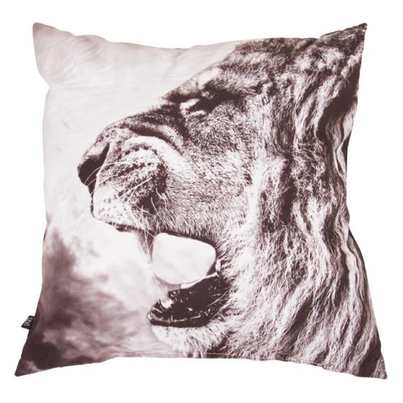 DNA Genetics Lion Pillow