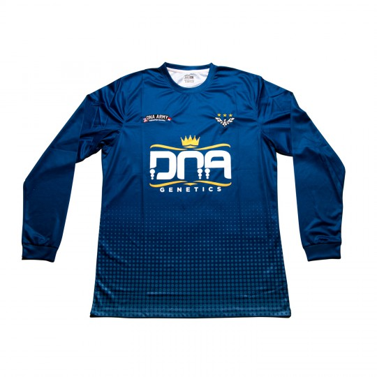 DNA Soccer Jersey Tee Navy