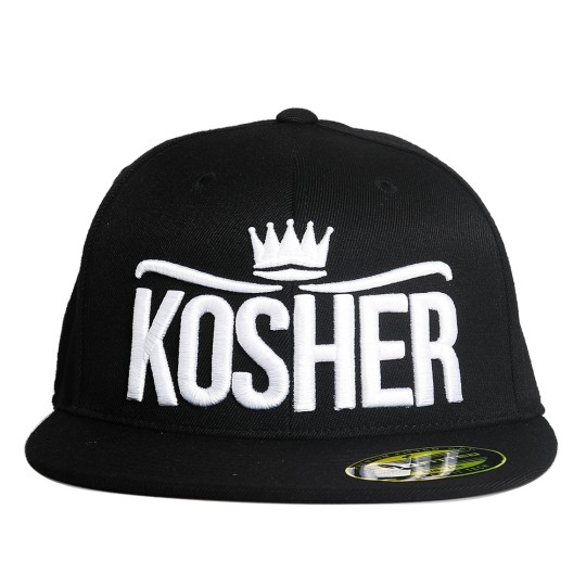 FLAT BILL HAT KOSHER