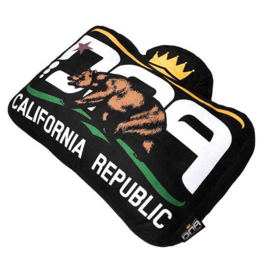 DNA Genetics California Core Logo Pillow