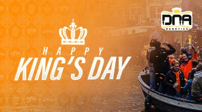 Happy King's Day Promotion