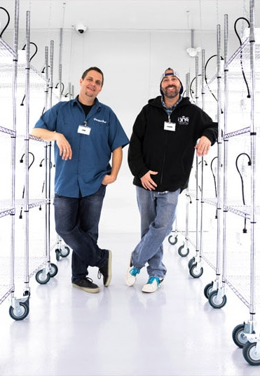 DNA Genetics - Don and Aaron