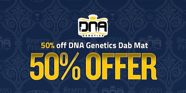 50% off DNA Dab Mat